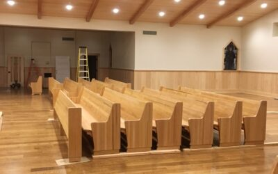 Chairs and Pews
